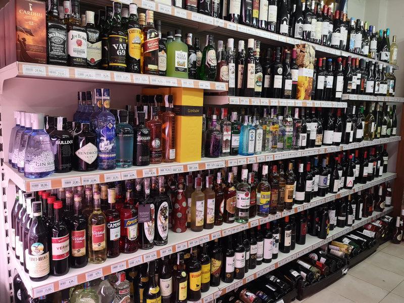 licors i vins